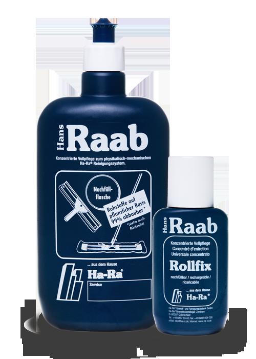 Koncentraty Hans Raab
