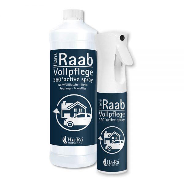 Zestaw aktywny spray 360 Ha-Ra