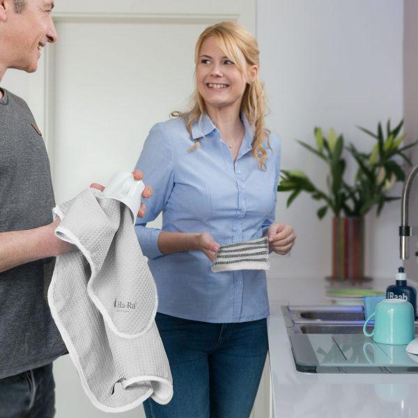 Ściereczki do mycia naczyń